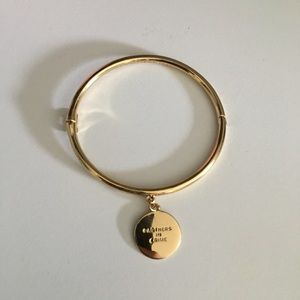 Kate Spade Partners in Crime Gold Bracelet